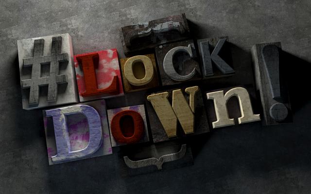 Lock Down – ab Montag den 02.11.2020
